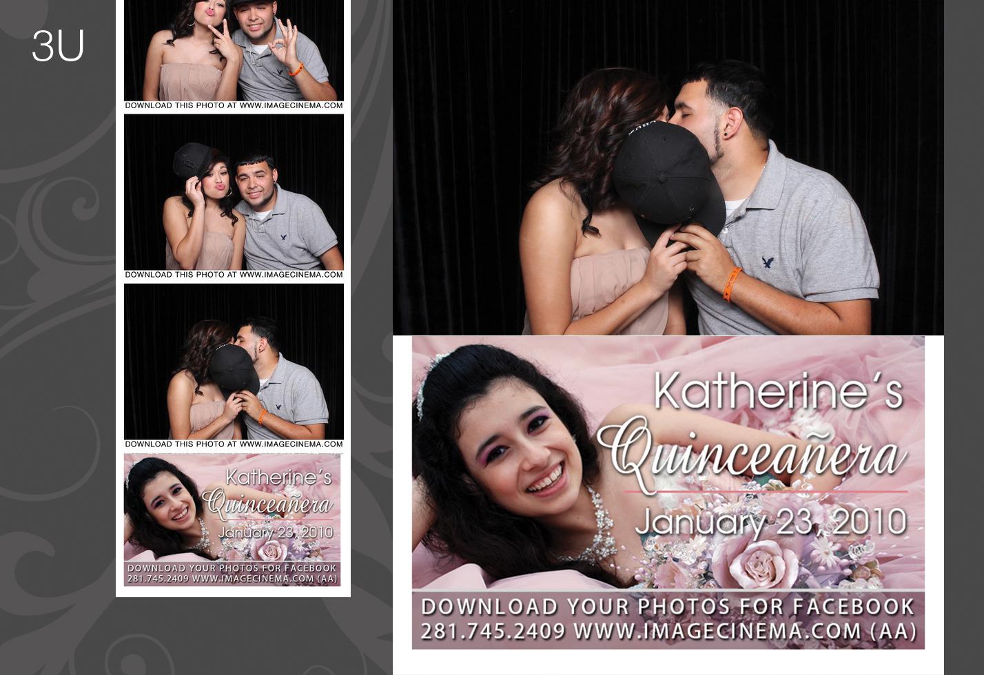 Photo Booth 3U