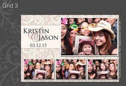 Photo Booth Grid 3