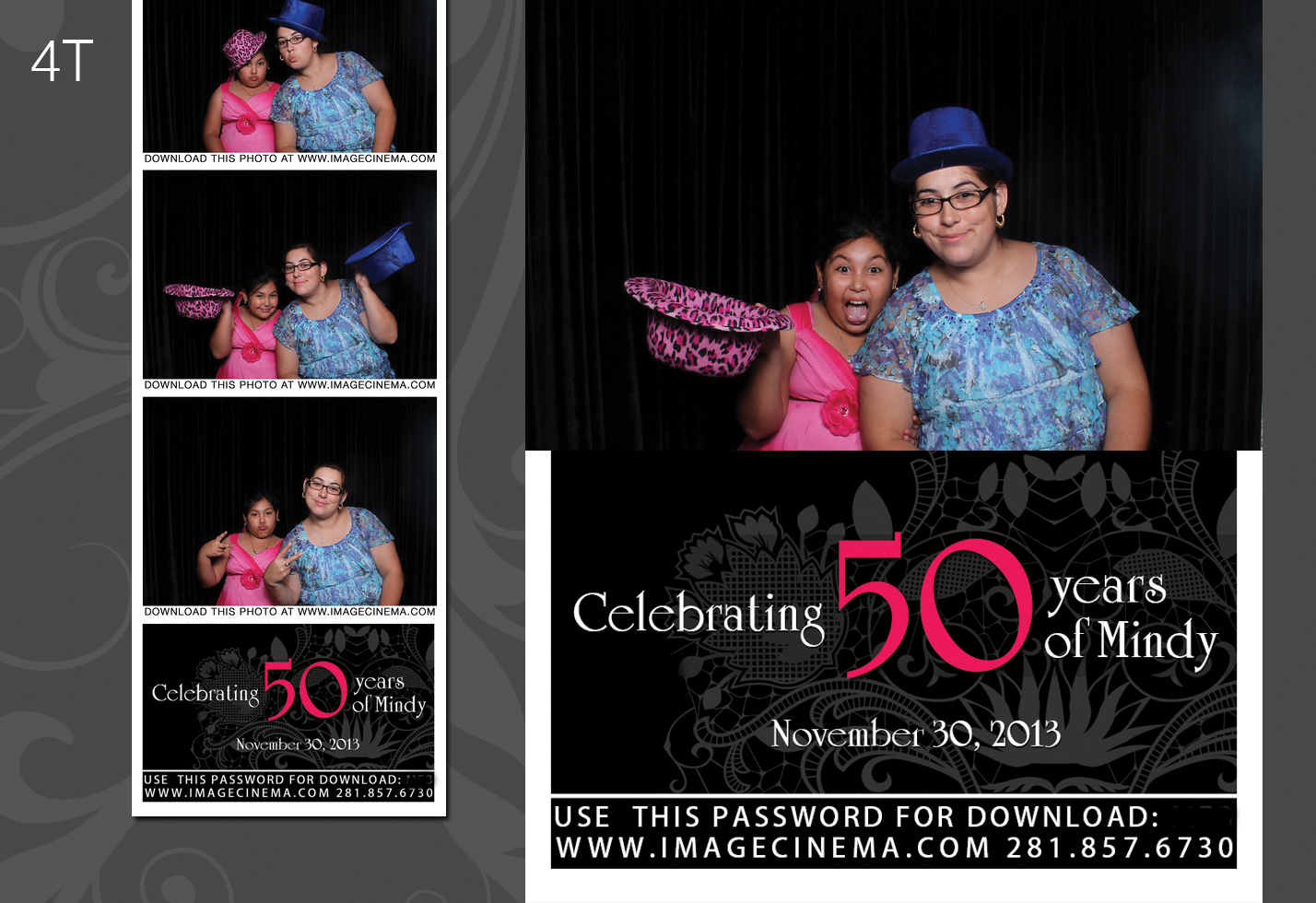 Photo Booth 4T