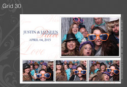 Photo Booth Grid 30