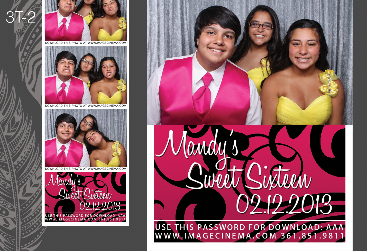 Photo Booth 3T-2