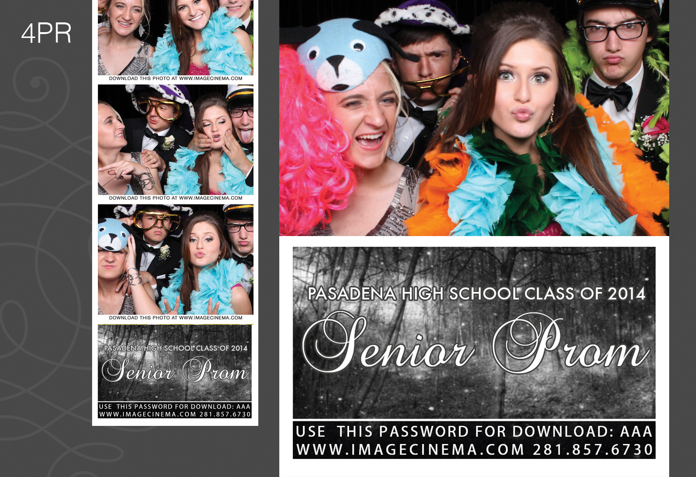 Photo Booth 4PR