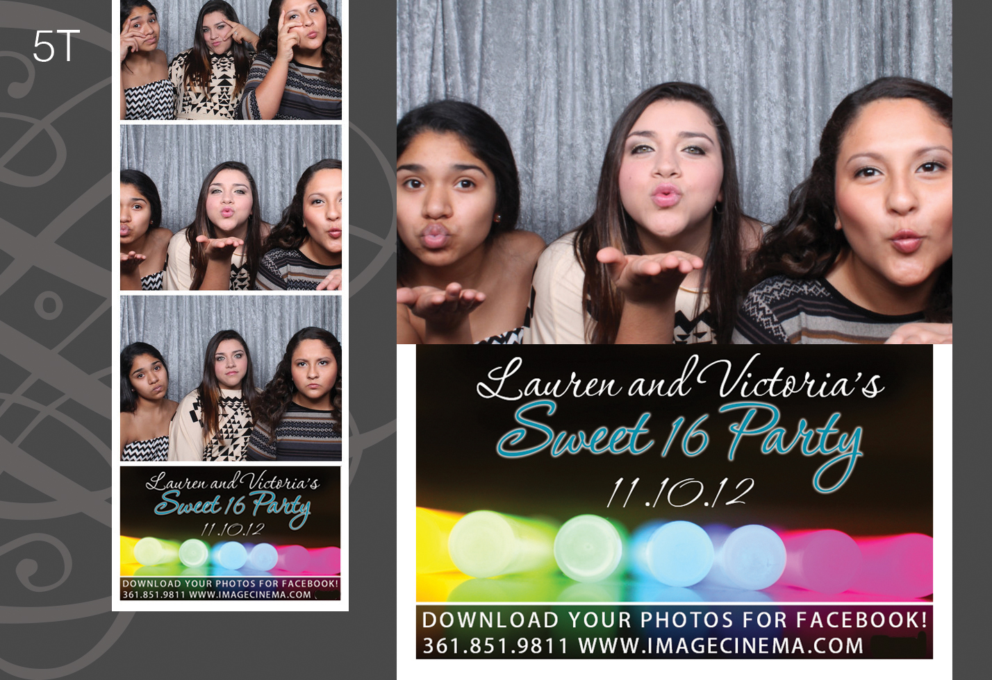 Photo Booth 5T