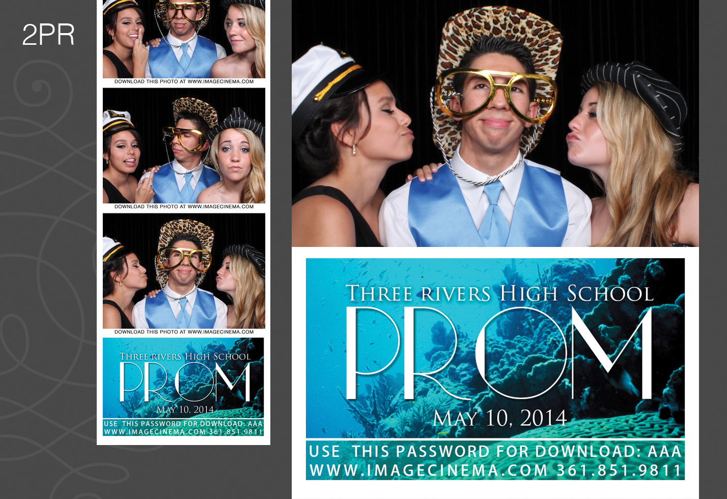Photo Booth 2PR