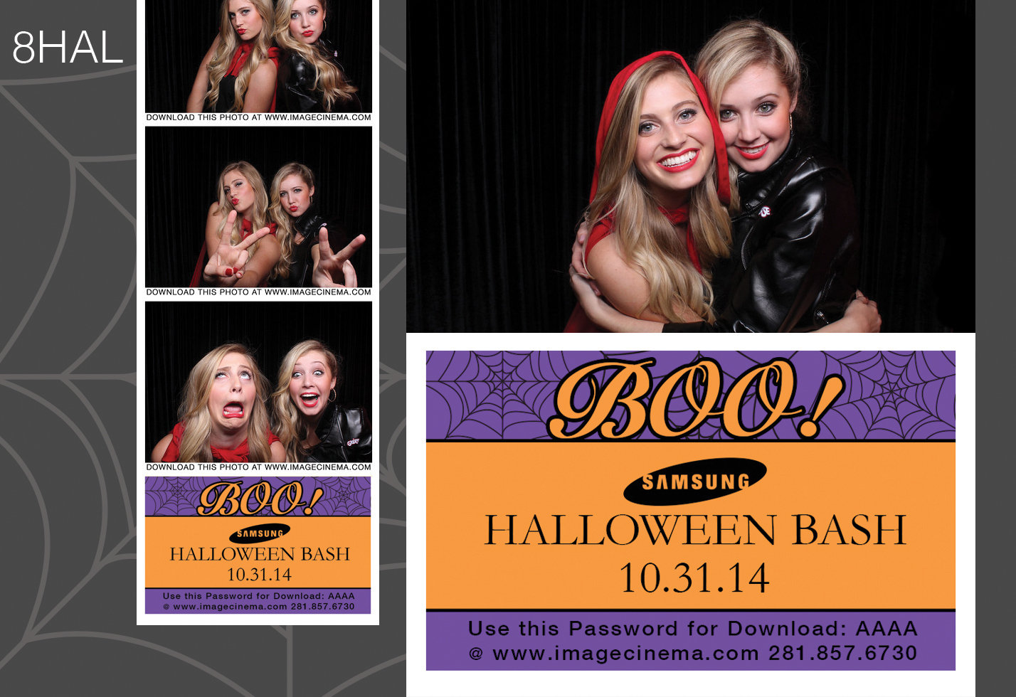 Photo Booth 8HAL
