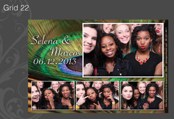 Photo Booth Grid 22