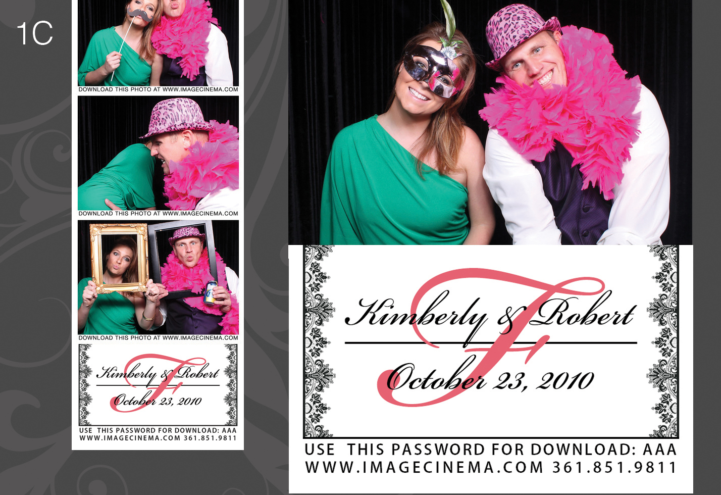 Photo Booth 1C
