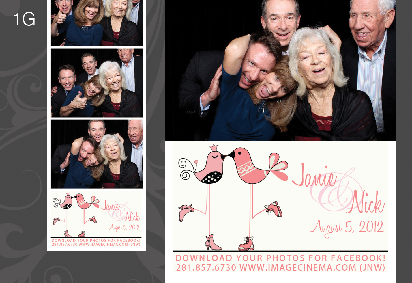 Photo Booth 1G