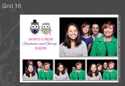 Photo Booth Grid 18