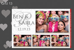 Photo Booth Grid 13-A