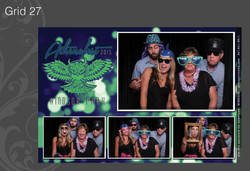 Photo Booth Grid 27
