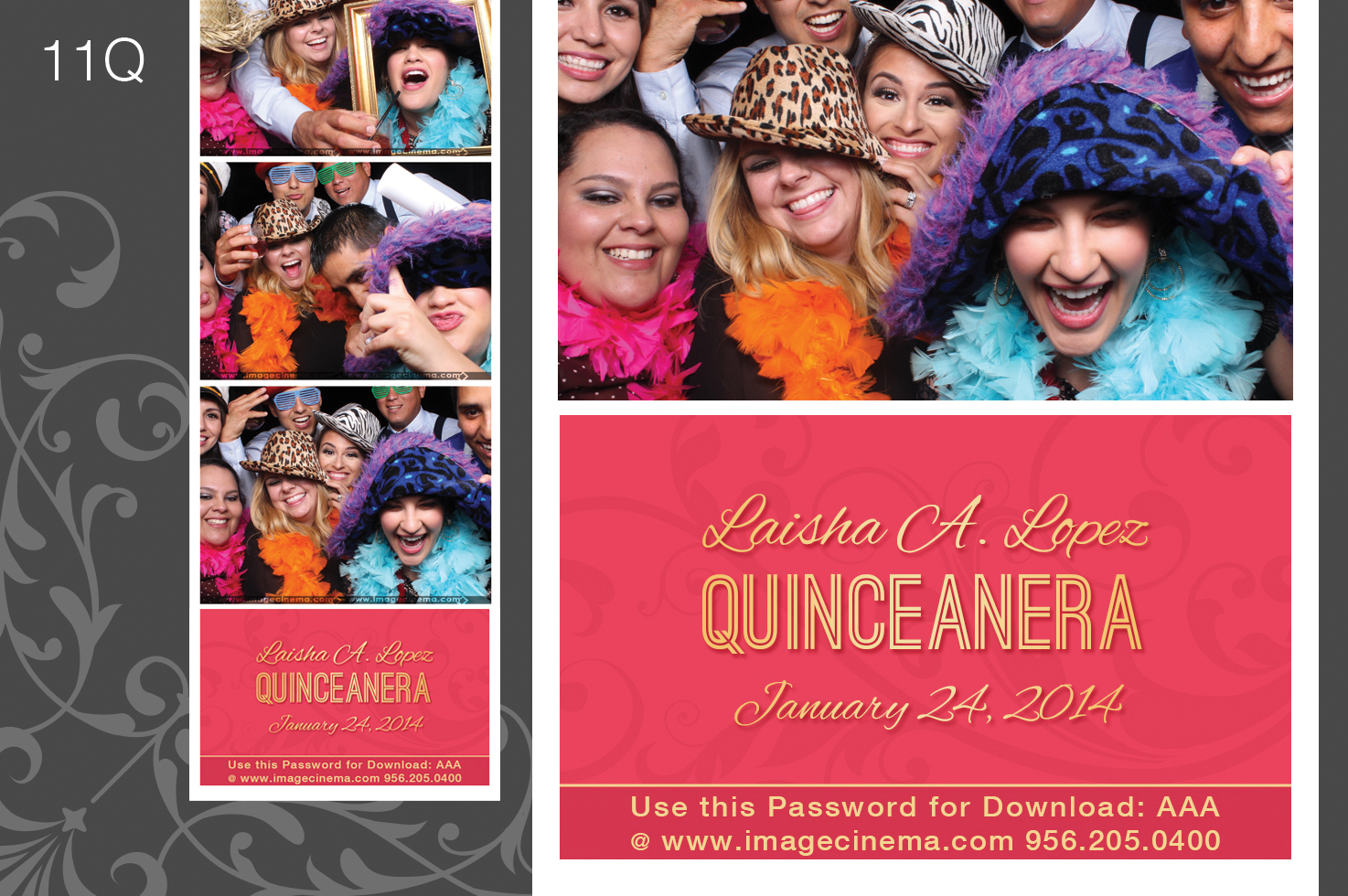 Photo Booth 11Q Corpus Christi