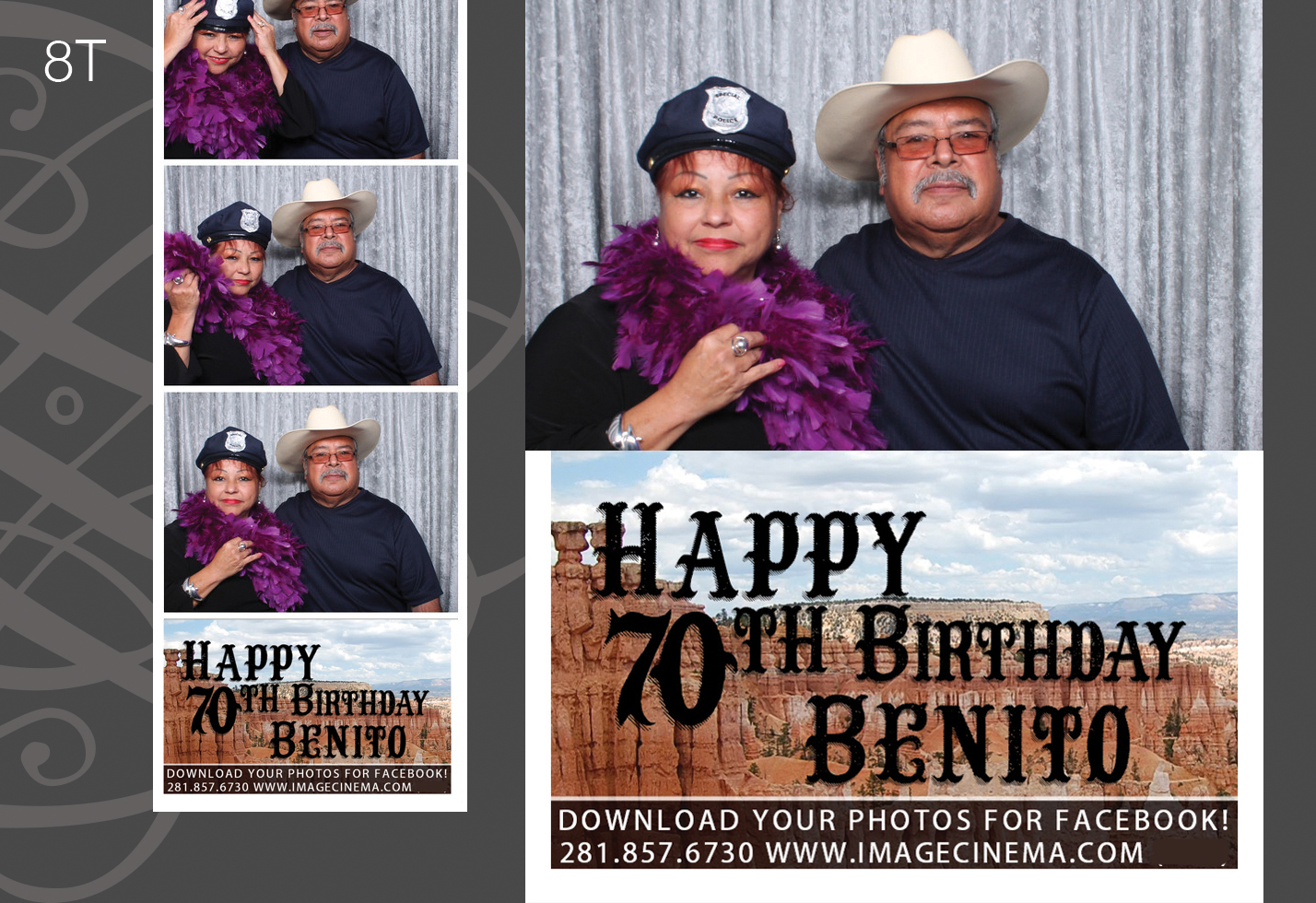 Photo Booth 8T