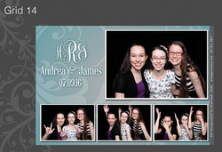 Photo Booth Grid 14