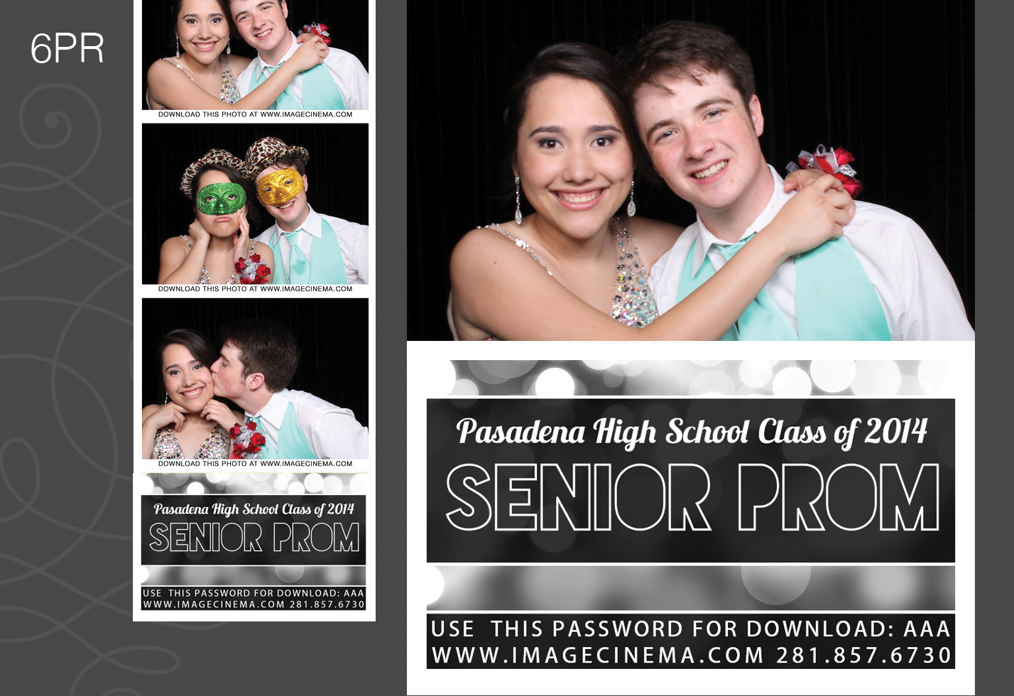 Photo Booth 6PR
