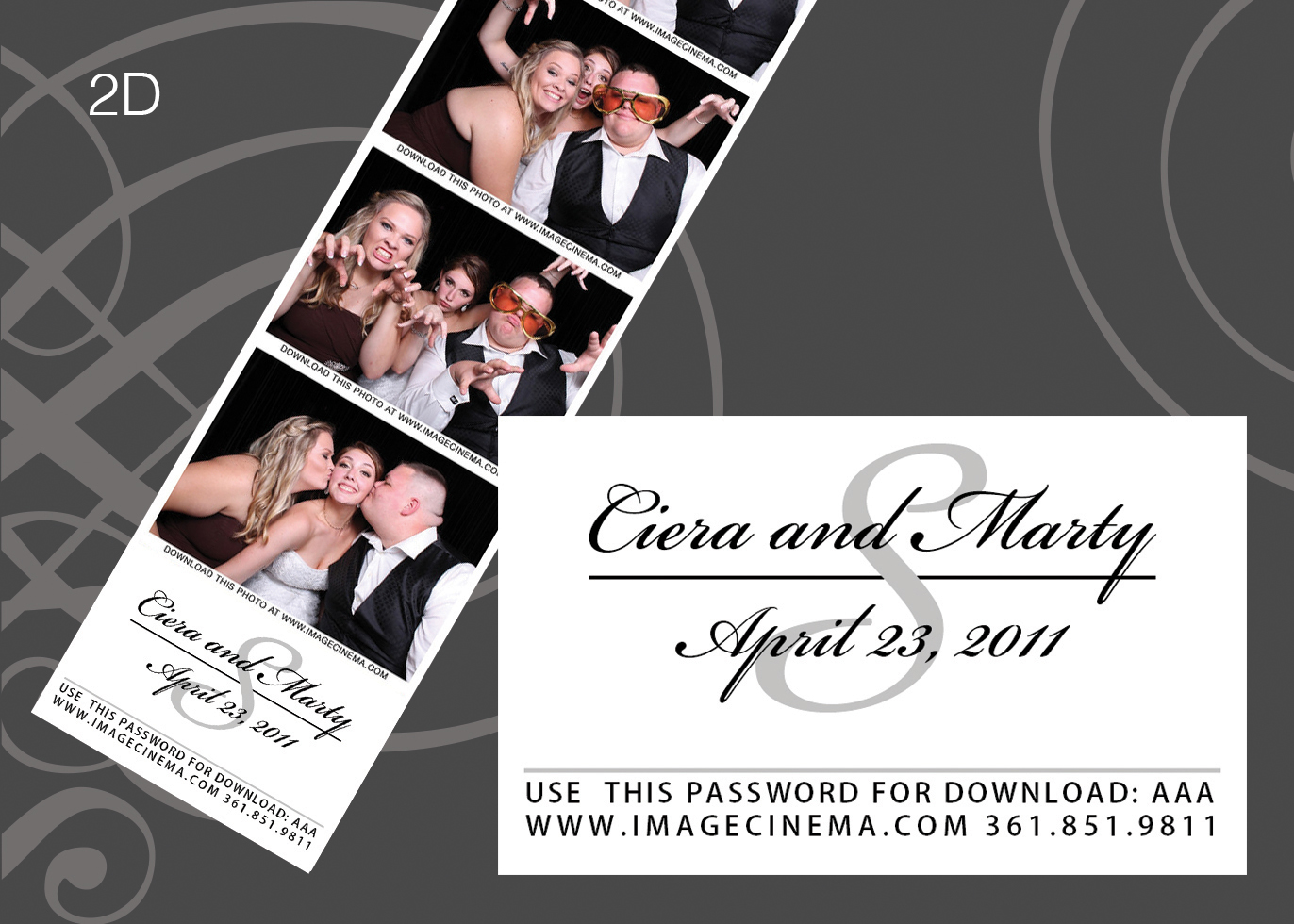Photo Booth 2D