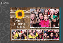 Photo Booth Grid 6