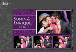 Photo Booth Grid 4