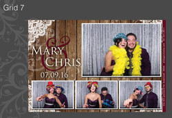 Photo Booth Grid 7