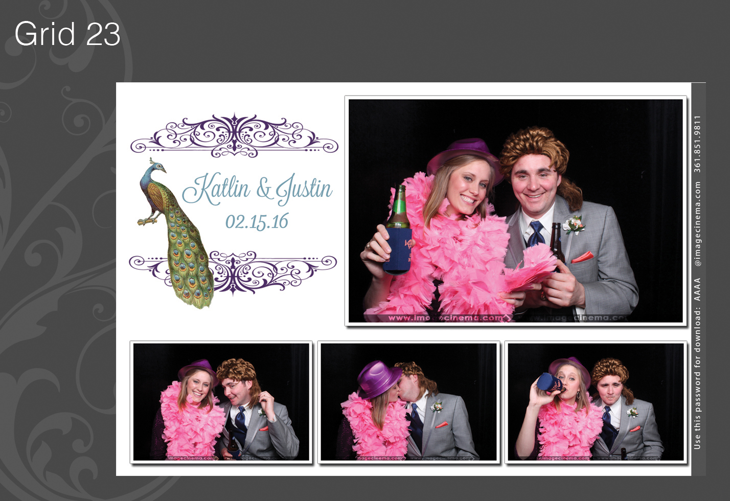 Photo Booth Grid 23