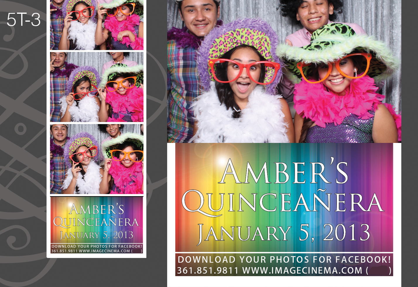 Photo Booth 5T-3