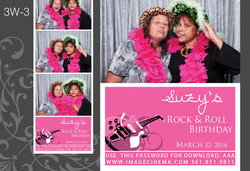Photo Booth 3W-3