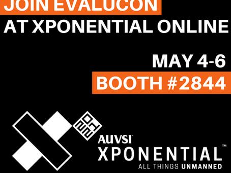 Visit us at AUVSI Xponential!
