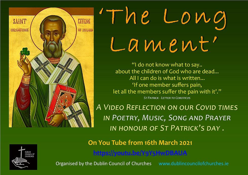 The Long Lament St Patrick's Day 2021.jp