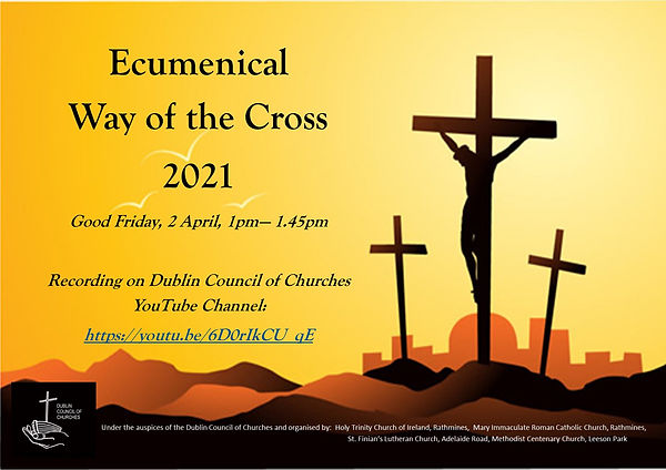 Way of the Cross 2021 Link to YouTube Re