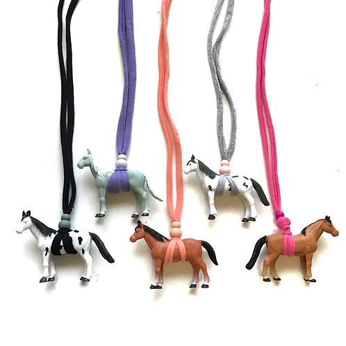 Horse - Animal Necklaces