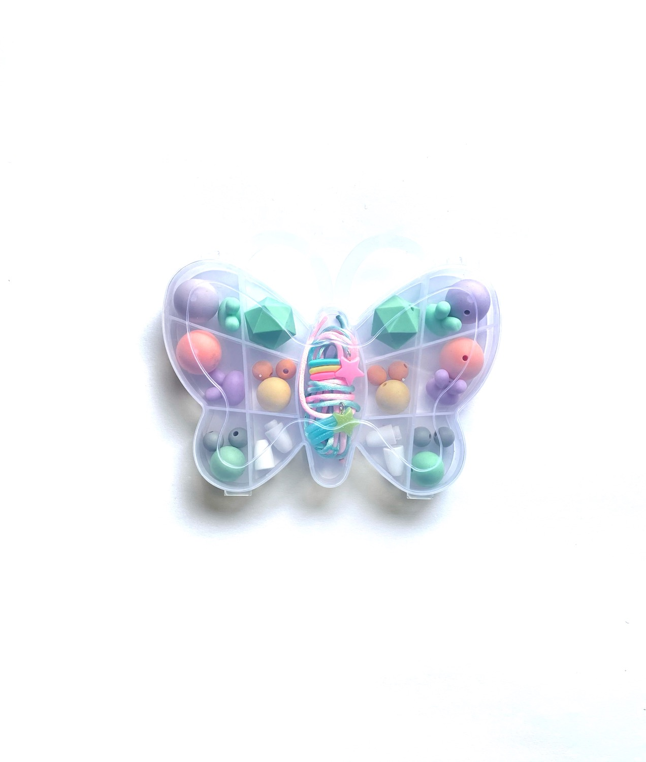 Butterfly DIY Necklace kit - C