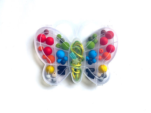 Butterfly DIY Necklace kit - E