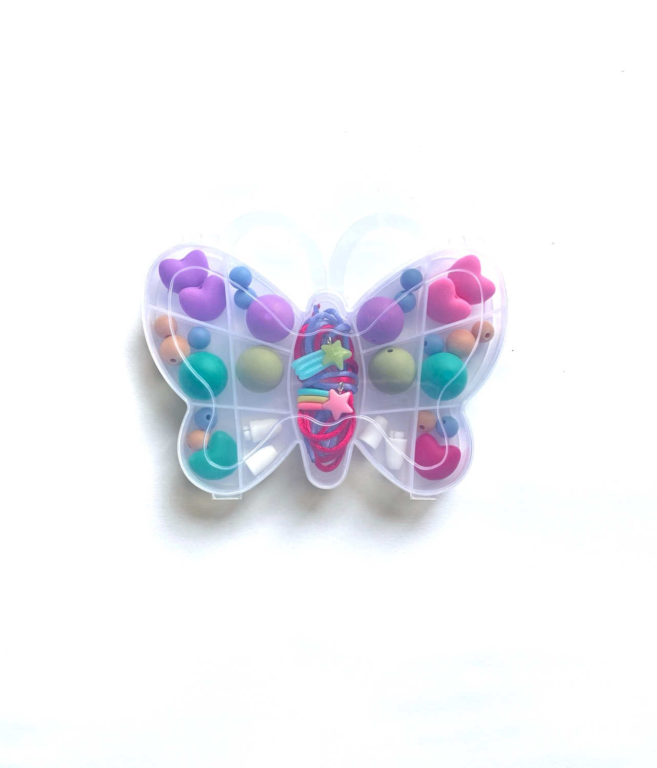 Thumbnail: Butterfly DIY Necklace kit - B