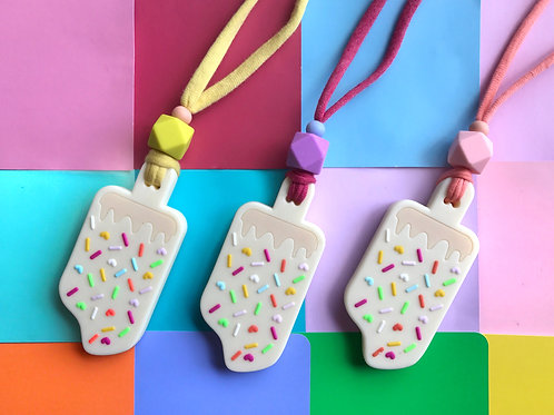 Popsicle Necklace