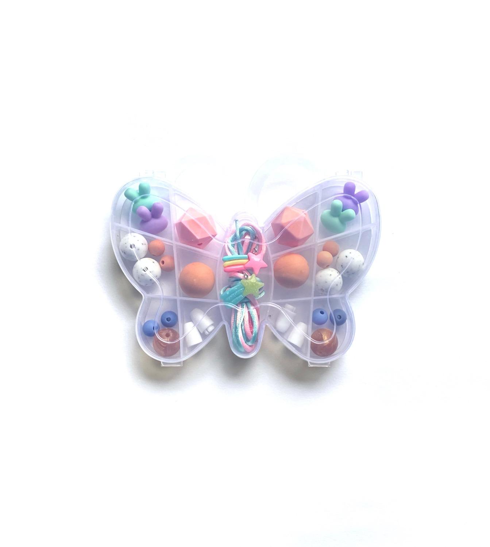 Butterfly DIY Necklace kit - A