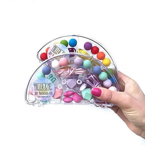 Pastel Rainbow DIY Necklace Kits