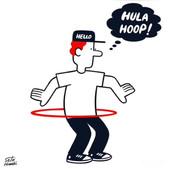 HULA-HOOP FUNK music_ Da Funk Musician_