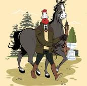 Men & Horse