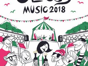 GLaSSY MUSIC 2018