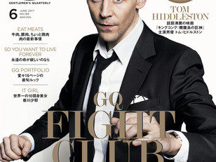 GQ japan 6月号