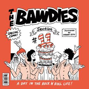 THE BAWDIESのオリジナル・フル・アルバム『Section #11』