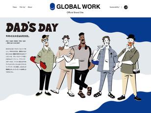 【GLOBAL WORK】