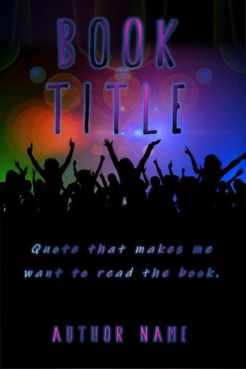E-Book Cover - Concert