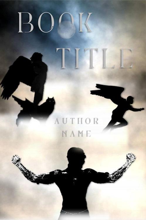 E-Book Cover - Superheros