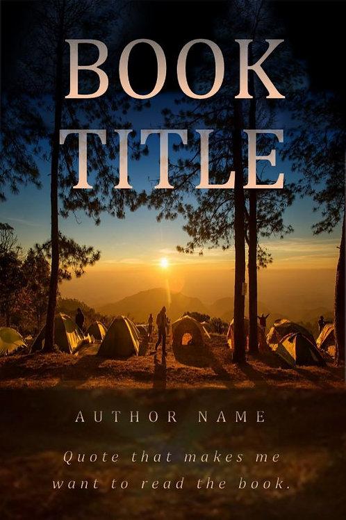 E-Book Cover - Camping