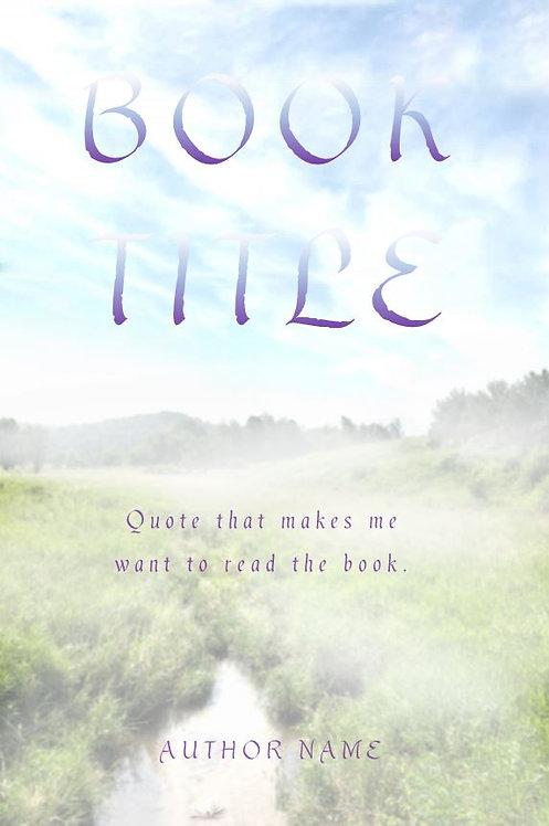 E-Book Cover - Field and stream