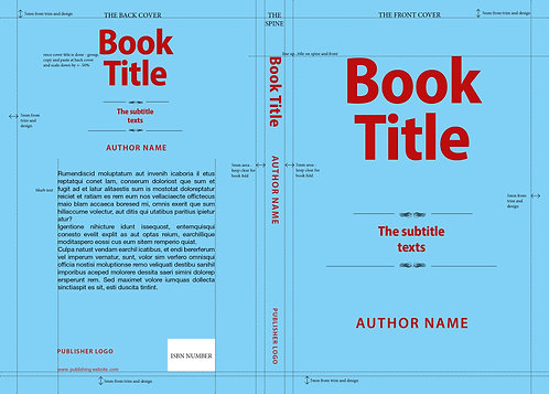 Learning Material - Book Cover Design