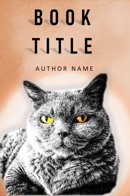 E-Book Cover - Cat Cover