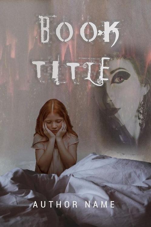 E-Book Cover - Bad dream