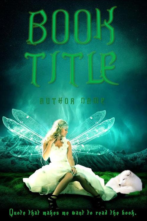 E-Book Cover - Fairy and a fox